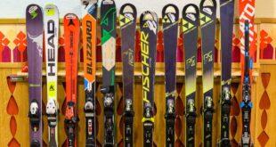 Echipament Ski de Închiriat Poiana Brașov